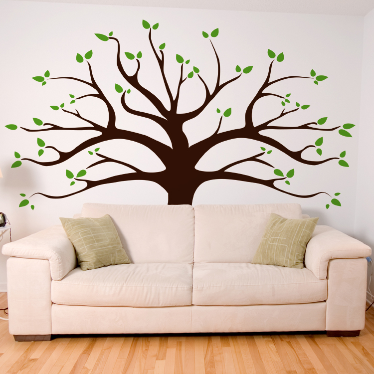 Family Tree Wall Decals Stickers Graphics
