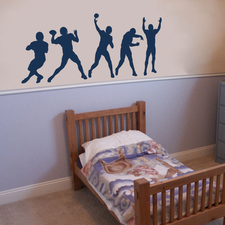 Home » Sports » Football Players - Series - Wall Decals