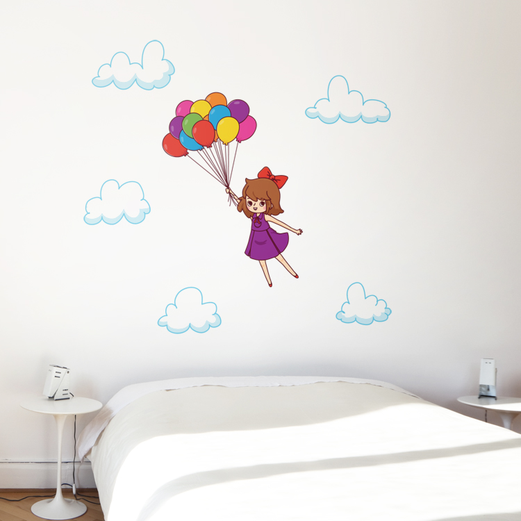 Wall decals bathroom