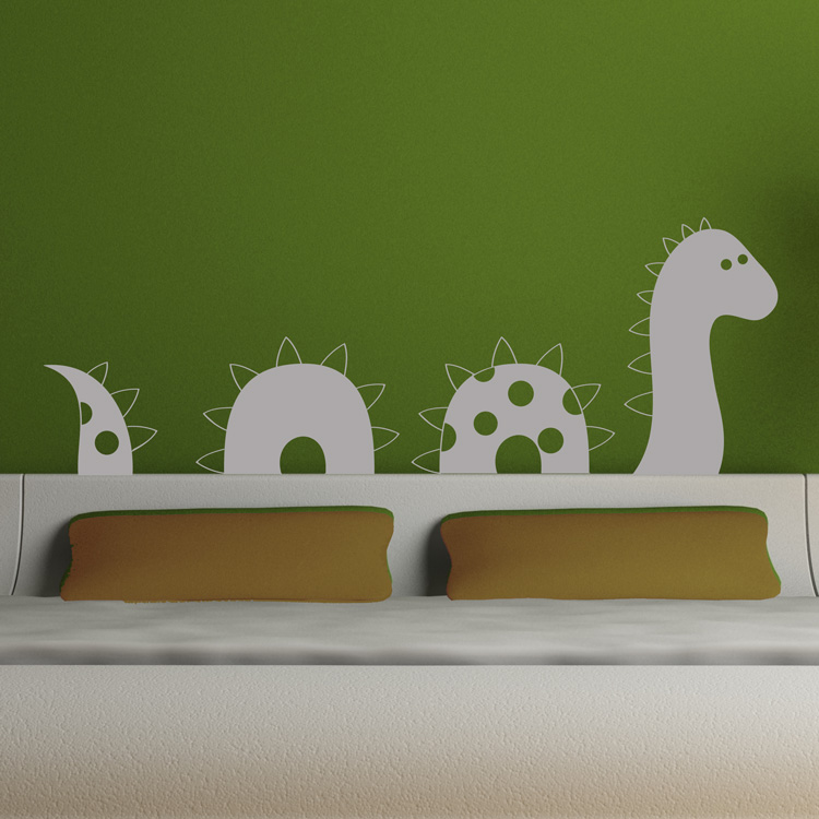 Fun Creature Of The Sea Animals Wall Decals