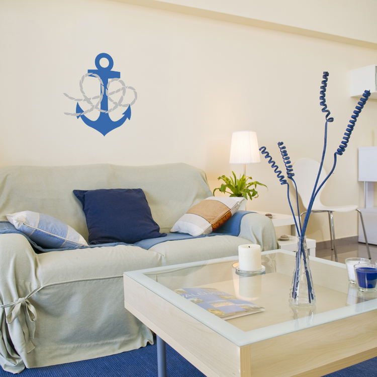 nautical love wall decals stickers graphics