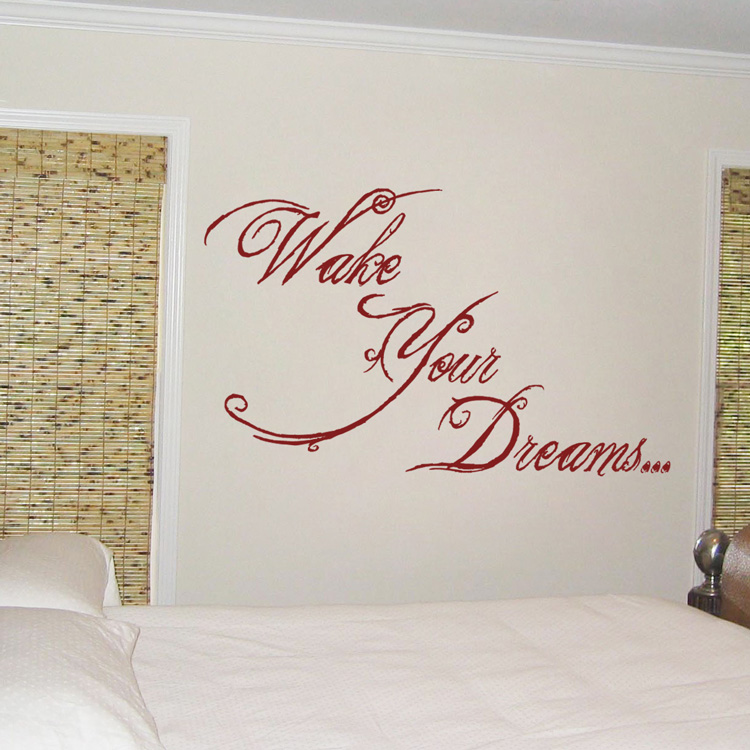 Inspirational quotes wall stickers quotesgram - Inspirational quotes wall decor ...