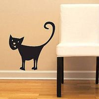 Kitty Cat - Wall Decal
