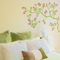 Apple Blossom Branch - Wall Decals