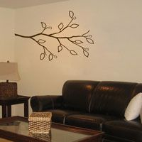 Cherry Buds - Cherry Blossom Branch - Wall Decal
