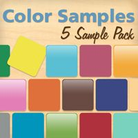 Color Samples - Wall Decals