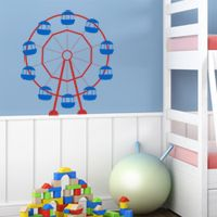Ferris Wheel - Wall Decals