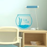 Fishbowl - Wall Decals