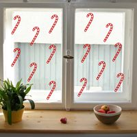 Mini Candy Canes - Winter - Set of 14 - Wall Decals