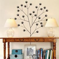 Peacock Tree - Wall Decals