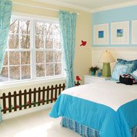 Picket Fence - Wall Decals