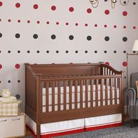 Polkadots - Set of 192 in Two Colors - Wall Decals