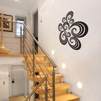 Lots of Swirls and Spirals - Wall Decals