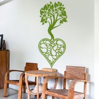 Tree of Hearts - Wall Decals