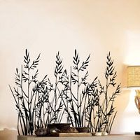 Wild Grass - Set of Two - Wall Decals