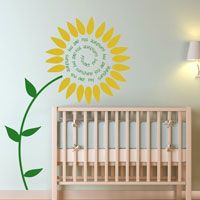 You are my Sunshine - Wall Decals