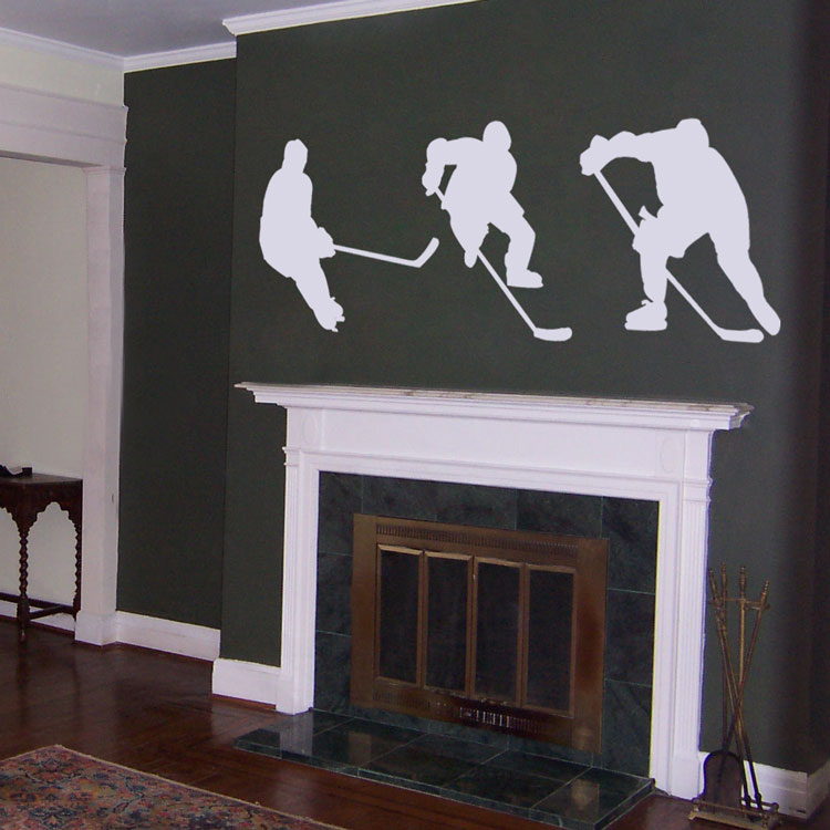 Hockey Wall Decals Elitflat