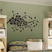 Simple Cherry Blossoms - Wall Decals